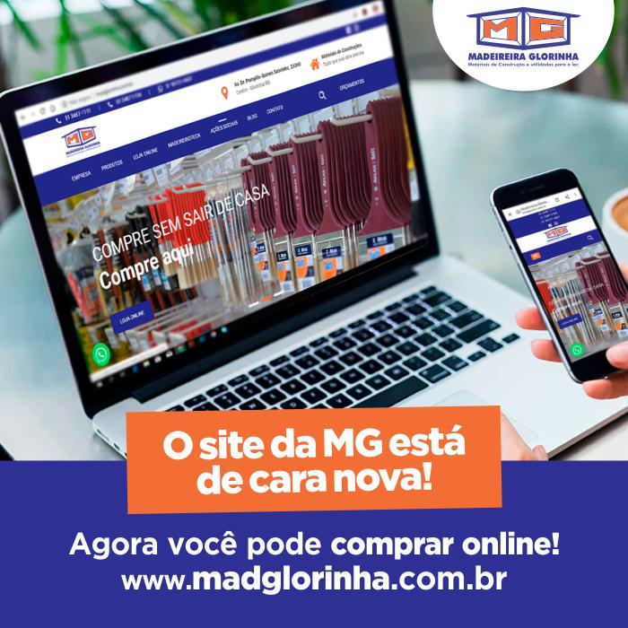 novo site madeireira glorinha